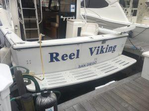 San Diego Fishing Boat