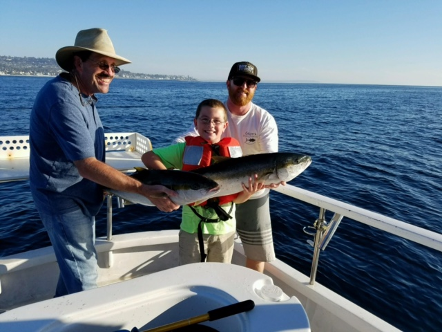 Fishing report for november 2016 san diego fishing charters for San diego fish report