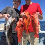 San Diego Rockfish Fishing