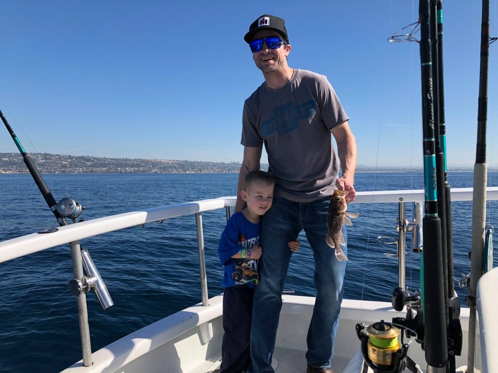 Variety of fish being caught in san diego san diego for San diego sport fishing charters
