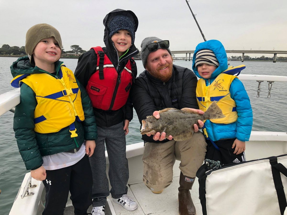 Kid Friendly Fishing Trips